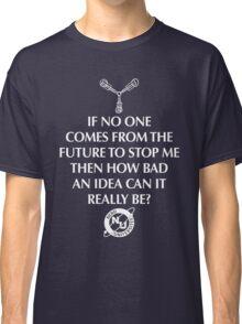 Nerd Time Travel Classic T-Shirt
