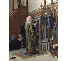 THEODOROS RALLI - IN THE MOSQUE Photographic Print