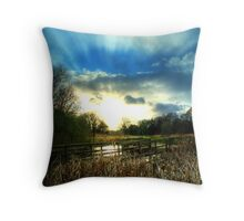 march winds Throw Pillow