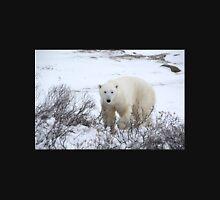 Polar Bear in the Arctic Willow Unisex T-Shirt