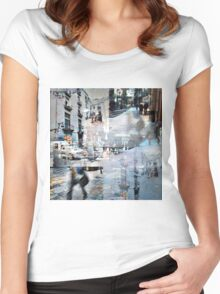 CAM02146-CAM02149_GIMP_A Women's Fitted Scoop T-Shirt