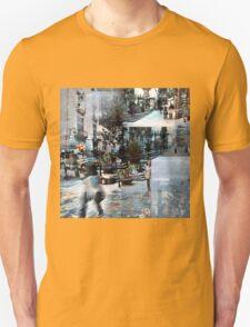 CAM02146-CAM02149_GIMP_B Unisex T-Shirt