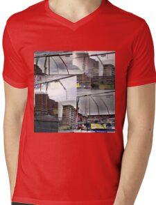 CAM02218-CAM02221_GIMP_A Mens V-Neck T-Shirt
