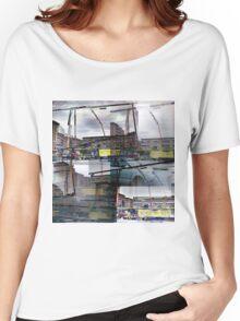 CAM02218-CAM02221_GIMP_B Women's Relaxed Fit T-Shirt