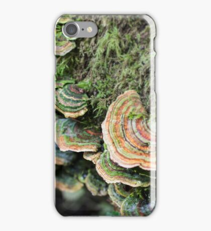Forest Fungus iPhone Case/Skin