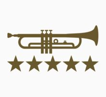 Trumpet stars Kids Clothes