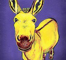 Yellow Mule by Jennifer Herrin