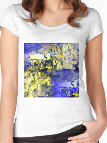 CAM02227-CAM02230_GIMP_B Women's Fitted Scoop T-Shirt