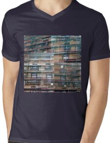 CAM02250-CAM02253_GIMP_A Mens V-Neck T-Shirt