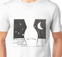 She Walks in Beauty Unisex T-Shirt