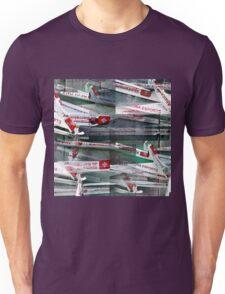 CAM02254-CAM02257_GIMP_B Unisex T-Shirt