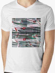 CAM02254-CAM02257_GIMP_B Mens V-Neck T-Shirt