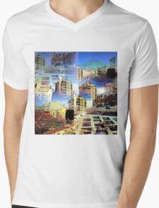 CAM02282-CAM02285_GIMP_A Mens V-Neck T-Shirt