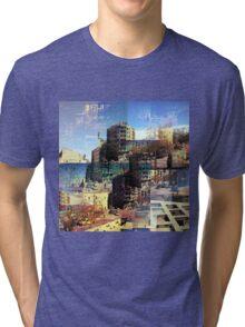 CAM02282-CAM02285_GIMP_B Tri-blend T-Shirt