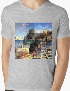 CAM02282-CAM02285_GIMP_B Mens V-Neck T-Shirt