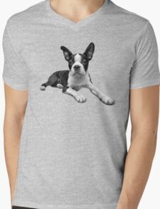 BENDER SHIRT Mens V-Neck T-Shirt