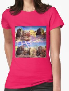CAM02282-CAM02285_GIMP_C Womens Fitted T-Shirt