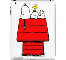 Snoopy & Woodstock iPad Case/Skin