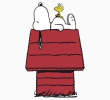 Snoopy & Woodstock Kids Clothes