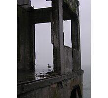 Bird´s view, Alcatraz Photographic Print