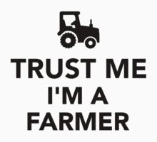 Trust me I'm a Farmer Kids Clothes