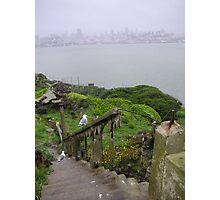 Alcatraz Remembers Photographic Print