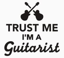Trust me I'm a guitarist Kids Clothes