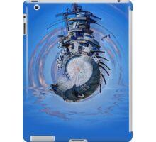 Battleship - Contemporary Digital Art iPad Case/Skin