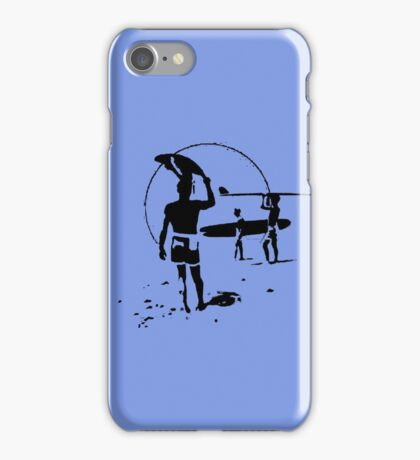 The Endless Summer - logo iPhone Case/Skin