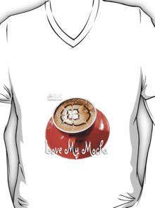 Love My Mocha T-Shirt