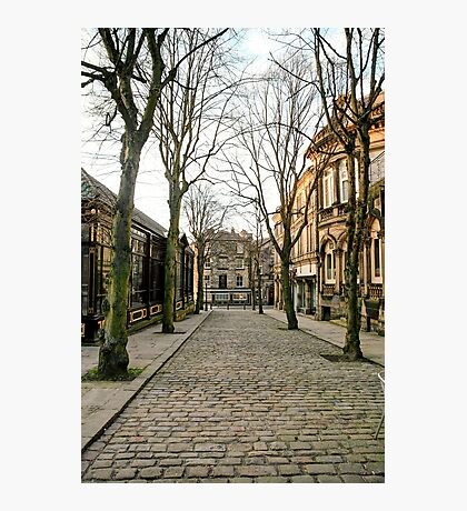 Looking from Montpeleir Parade, Harrogate Photographic Print