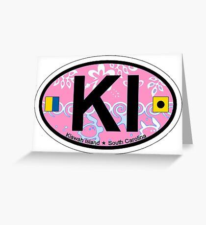Kiawah Island - South Carolina.  Greeting Card