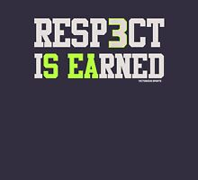 "VICTRS ""Resp3ct Is Earned""  Unisex T-Shirt"