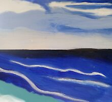 Paint The Sea by ROB-LEE-3