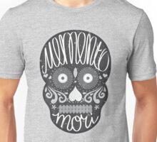 Memento mori sugar skull Unisex T-Shirt