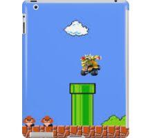 Bowser Chasing Mario iPad Case/Skin