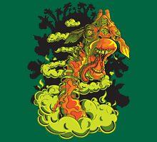 Zombie Giraffe Riot T-Shirt