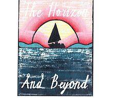 The Horizon & Beyond by Carolyn Huane