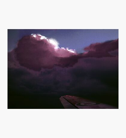 Arctic Thunderstorm Photographic Print