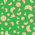 Pizza party! by Sydney Eller