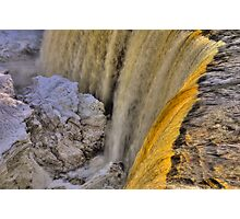 Softwater Photographic Print