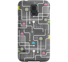 Return Of The Retro Video Games Circuit Board Samsung Galaxy Case/Skin