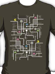 Return Of The Retro Video Games Circuit Board T-Shirt