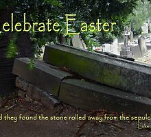 Celebrate Easter by George Petrovsky