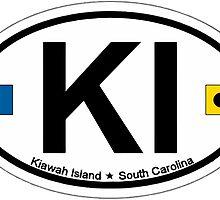 Kiawah Island - South Carolina.  by America Roadside.