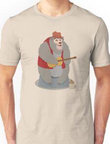 Big Al, The Country Bear Unisex T-Shirt