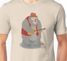 Big Al, The Country Bear Unisex T-Shirt