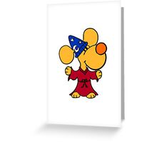 Sorcerer Ditto Greeting Card