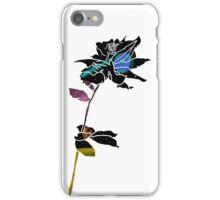 Space Flower iPhone Case/Skin