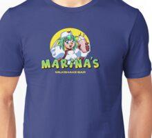 Marina's Milkshake Bar Unisex T-Shirt